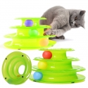 Cat Διαδραστικός Πύργος (Πράσινο)