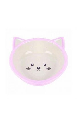 Happy Pet Kitten Bowl Pink