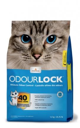 Intersand Odourlock Χωρίς Άρωμα 12kg