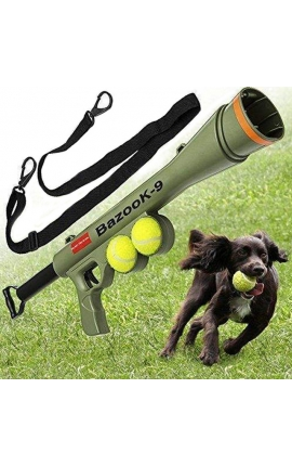 Dog Tennis Ball Gun