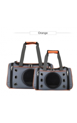 Pet Travel Bag - Orange