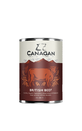 Canagan British Beef for Adult Dogs 400gr