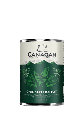 Canagan Chicken Hotpot for Adult Dogs 400gr