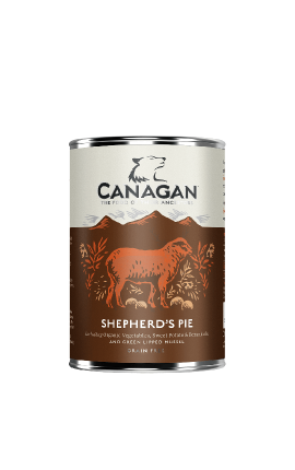 Canagan Shepherd's Pie for Adult Dogs 400gr