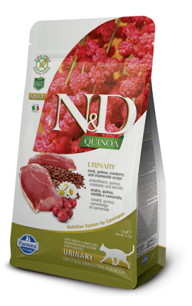 N&D Quinoa Urinary 1,5 kg