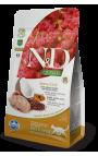N&D Quinoa Skin and Coat Quail