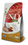 N&D Quinoa Skin and Coat Quail 1,5 kg