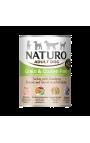 Naturo Dog, Grain Free Turkey, Cranberries, Broccoli, Carrots, Herbs, 390 Can