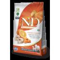 N&D Adult Medium-Maxi Codfish & Orange 2,5 kg