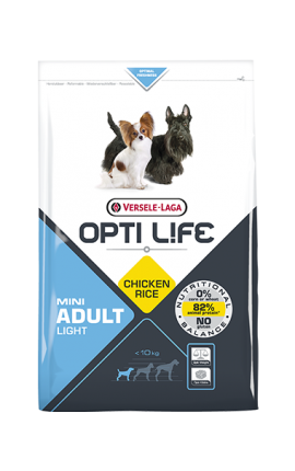 Opti Life Adult Light Mini 2,5 kg