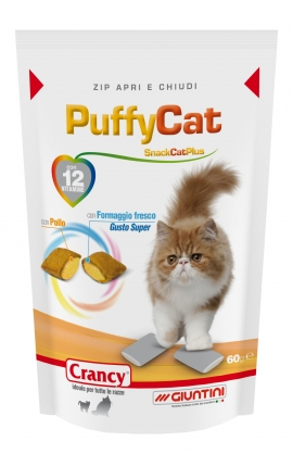 Crancy Puffy Cat 60gr