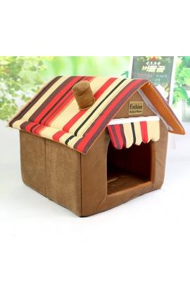 Pet House - Υφασμάτινο Σπιτάκι