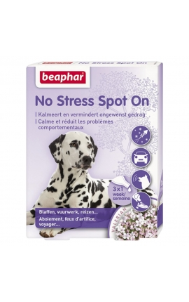 Beaphar – No Stress Spot On για σκύλους