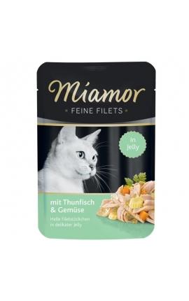 Miamor Feine Filets σε Ζελέ Τόνος & Λαχανικά
