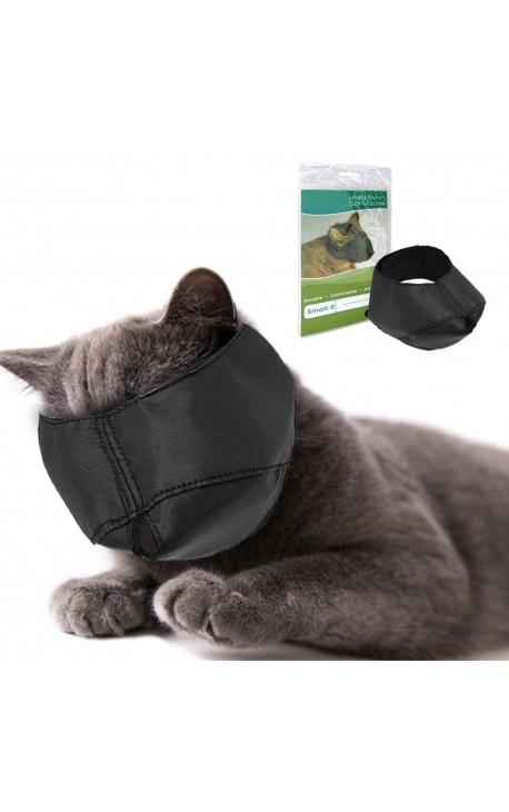 Cat Nylon Muzzle Small