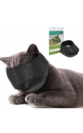 Cat Nylon Muzzle Large