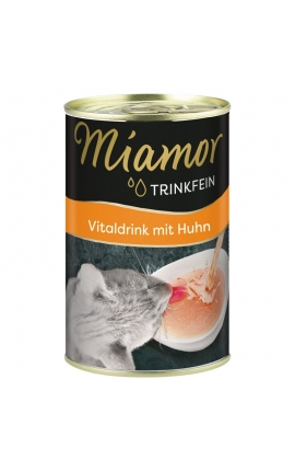 Miamor Vital Drink Chicken 135 ml