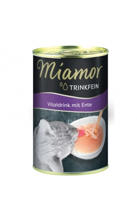 Miamor Vital Drink Duck 135 ml