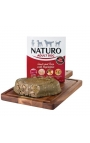 NATURO-DOG, Lamb & Rice with Vegetables, Tray 400gr
