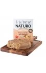 NATURO-DOG, Salmon & Rice with Vegetables, 400gr