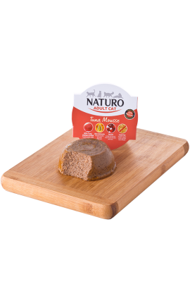 NATURO-Cat, Tuna Mousse 85gr