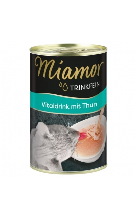 Miamor Vital Drink Tuna 135ml