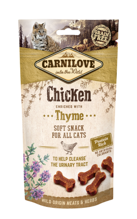 Carnilove Soft Snack - Chicken with Thyme