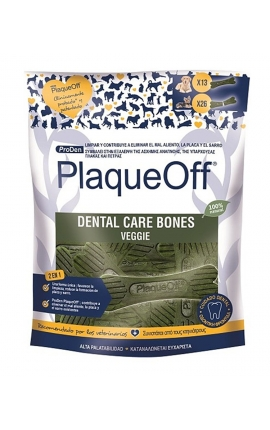 Plaque Off Dental Bones 485 gr