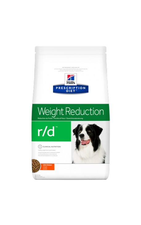 Hill's Prescription Diet r/d Canine with Chicken 1.5 kg