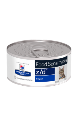 Hill's Prescription Diet™ z/d Feline 156 gr