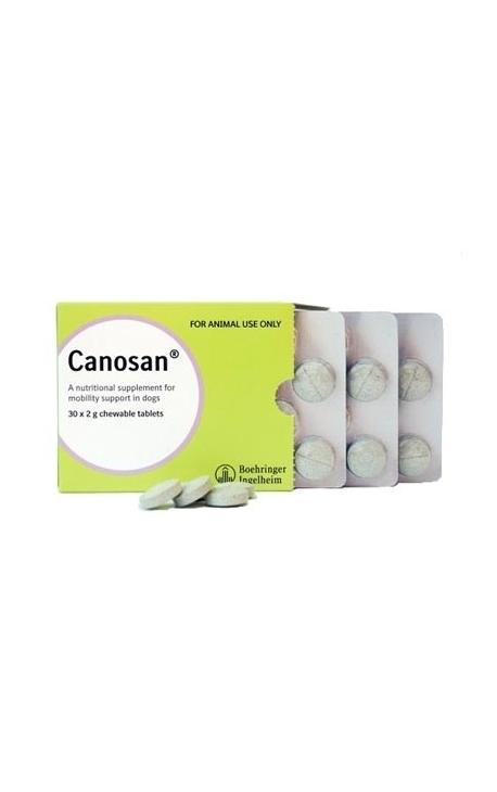 Canosan (30 Δισκία)