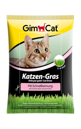 GimCat Cat-Grass with fast germination 100 g