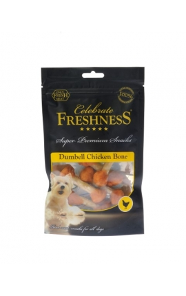 Celebrate Freshness Dumbell Chicken Bone 100gr