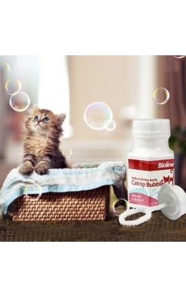 Cat Catnip Bubbles