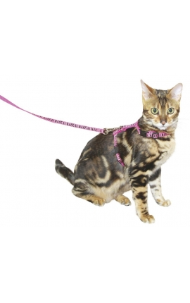 Kerbl Cat Harness with Leash