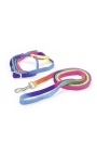 Kerbl Cat Harness Rainbow