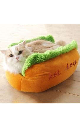 Pet Bed Sofa Hot-Dog