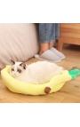 Pet Bed Banana - Large