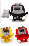 Pet Car Fleece Bed
