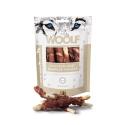 Woolf Chicken & Rawhide Twister 100 gr