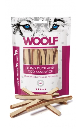 Woolf Long duck sandwich
