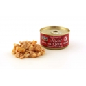 FISH 4 CATS Finest Tuna Fillet With Prawn 70g