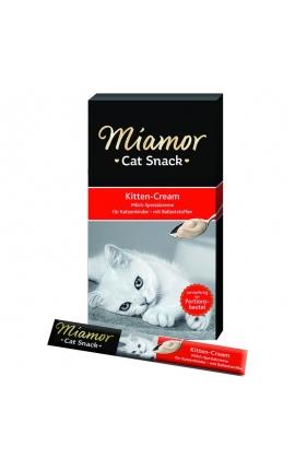 Miamor Cat Cream Kitten 6 x 15 gr