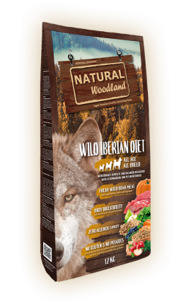 Natural Woodland Wild Iberian Diet 12kg