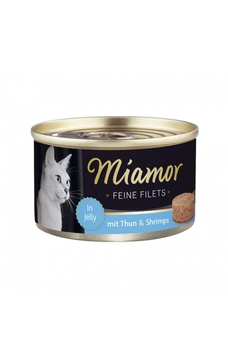 Miamor Feine Filets σε Ζελέ Τόνος & Γαρίδες