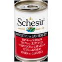 Schesir Can Τόνος & Γαρίδες 140g