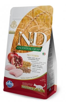 N&D Ancestral Grain Chicken & Pomegranate 1,5 kg