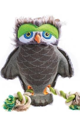 Leo Pet Dog Toy Owl