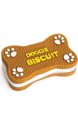 Leo Pet Dog Toy Biscuit