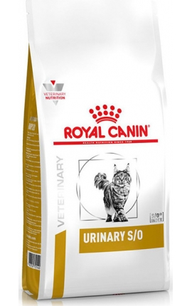 Royal Canin Veterinary Urinary S/O 1,5kg